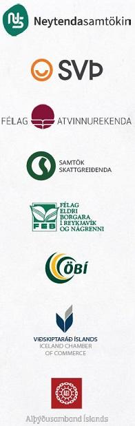 Logo samstarfsaðila um umbætur í þágu almennings